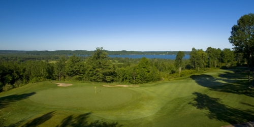 Featured Michigan Golf Course