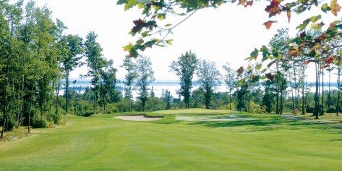 Bay Mills Resort & Casinos - Wild Bluff Golf Course