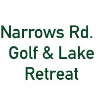 A Narrows Rd. Golf & Lake Retreat