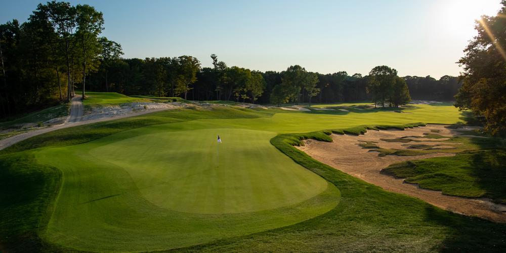 American Dunes Golf Club - Hole 6