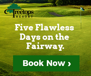 Treetops  - The Threetops Course
