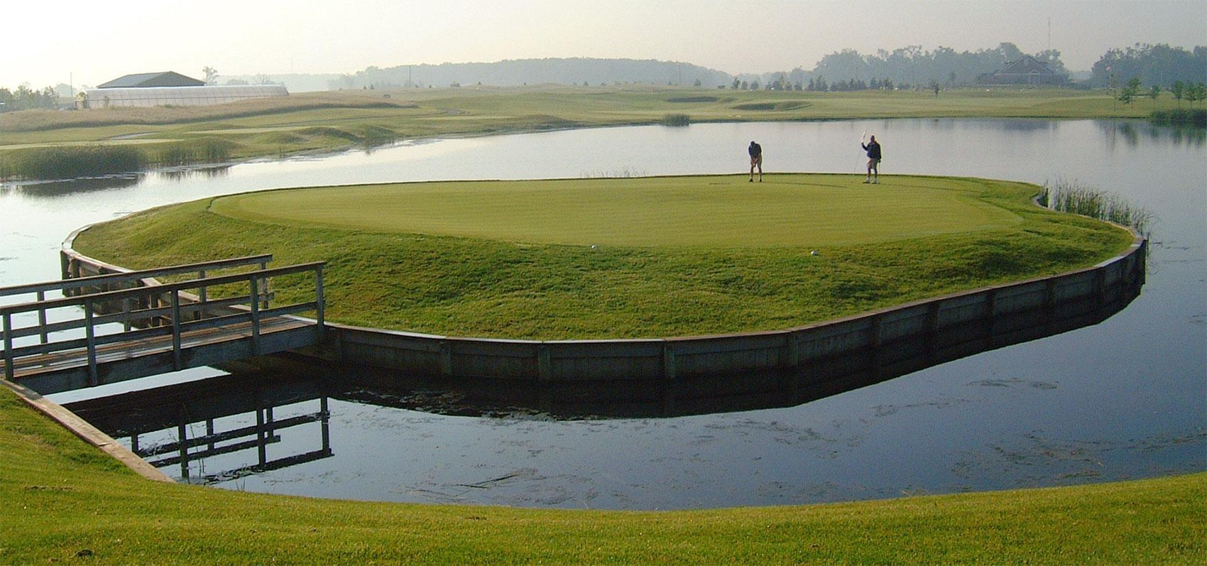 The Legacy Golf Club Michigan golf packages