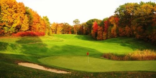 Marsh Ridge Golf Resort