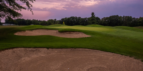 The Emerald Golf Course Michigan golf packages