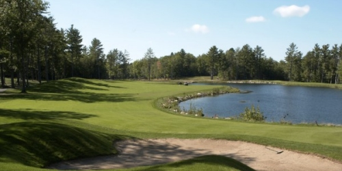 TimberStone Golf Course Michigan golf packages