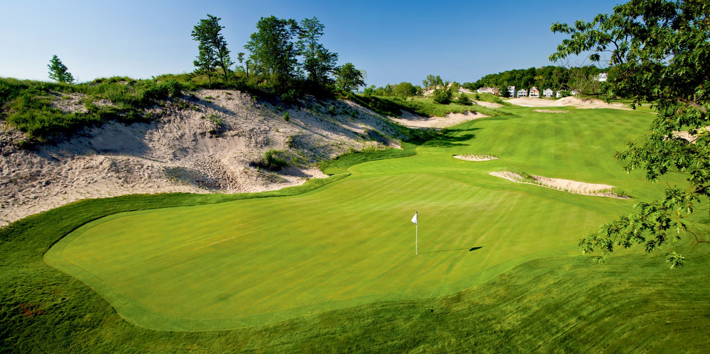 The Golf Club at Harbor Shores