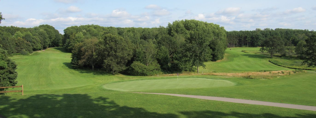 Thoroughbred Golf Club at Double JJ Resort