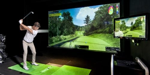 X Golf Lansing