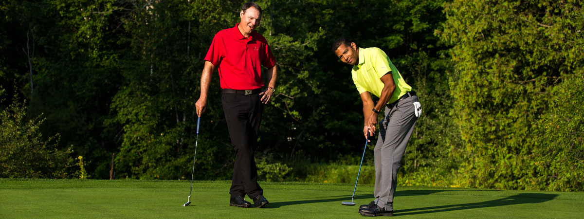 Crystal Mountain golf lessons