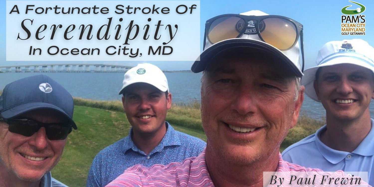 Golf in Ocean City, MD During The Covid19 Pandemic