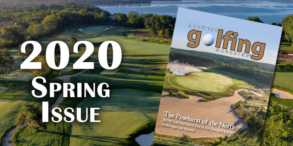 Midwest Golfing Magazine - Spring Issue